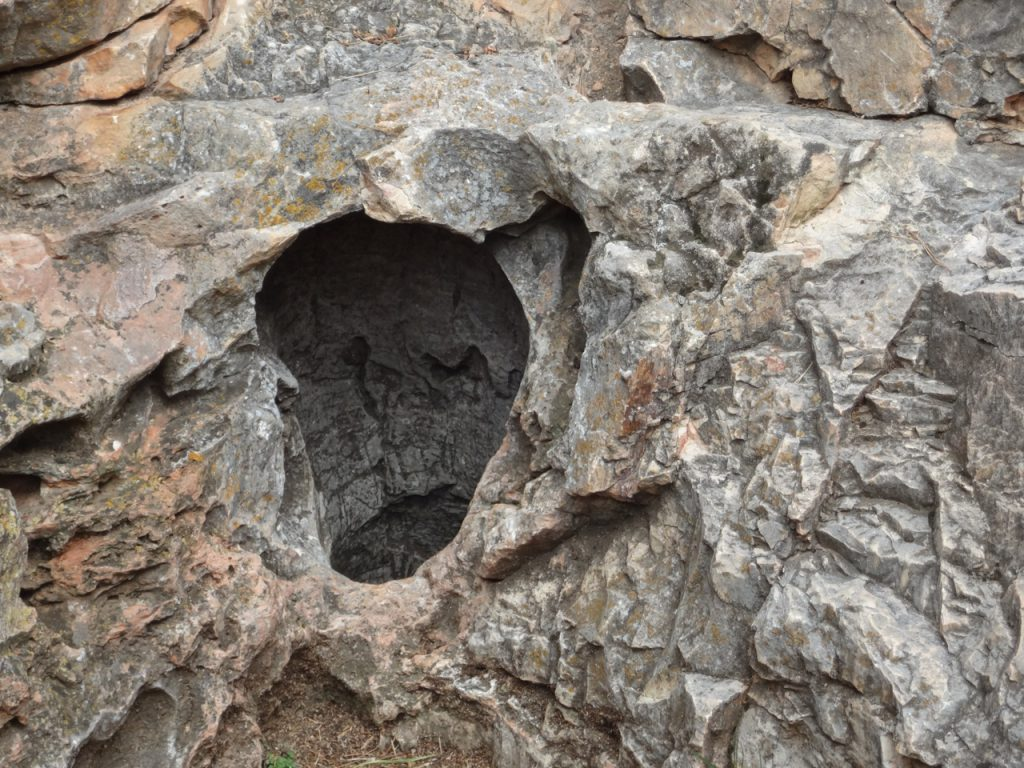 The Natural Entrance to Wind Cave