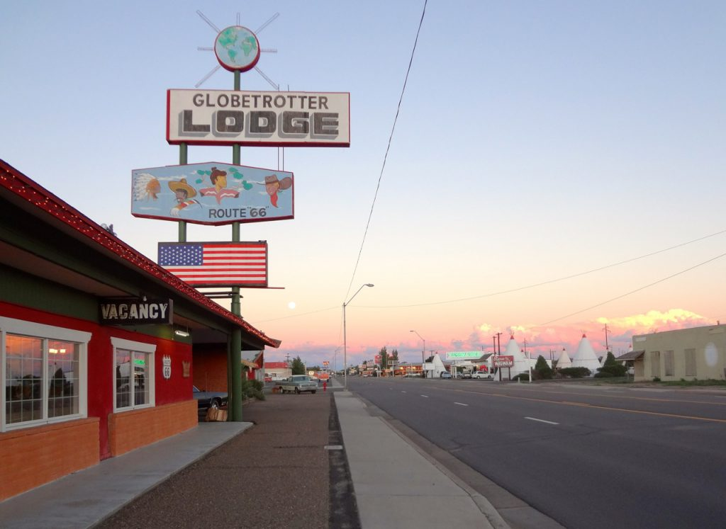 The Globetrotter Lodge